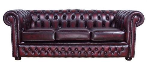 Essex Leather Sofa