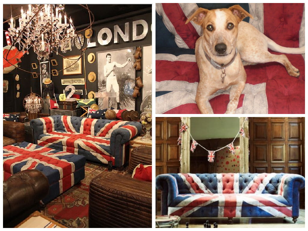 Picture of: Want A Union Jack Chesterfield Sofa Distinctive Chesterfields