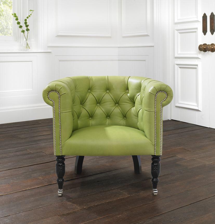 oxford tub chair