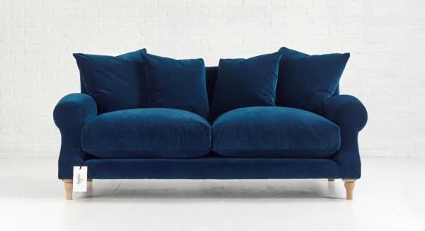 Distinctive Chesterfields Cushy Sofa
