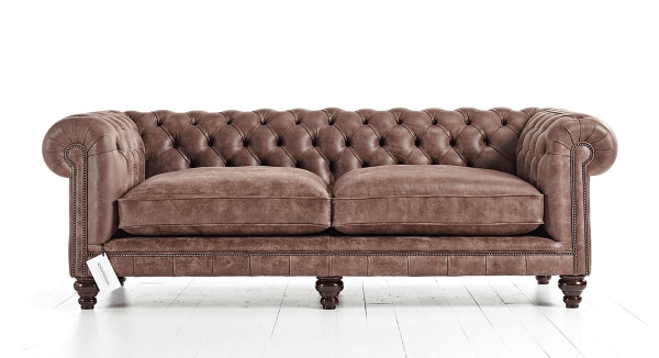 Hampton Chesterfield Sofa Distinctive Chesterfields Uk