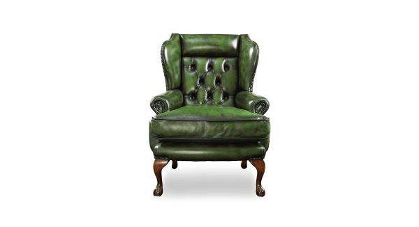 Distinctive Chesterfields Osborne Wing Chair