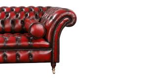 Distinctive Chesterfield Bolster Cushion