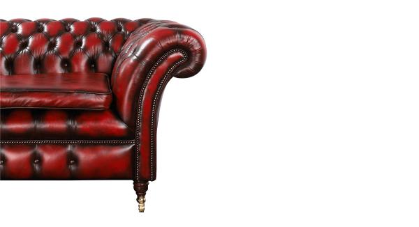 Distinctive Chesterfield Topper Cushion