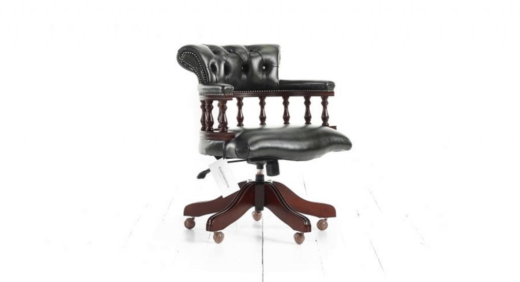 Distinctive Chesterfields Captains Chair