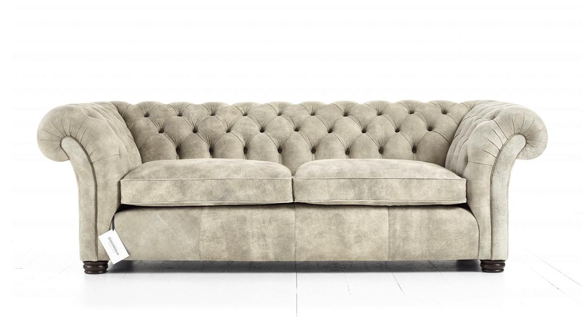 Distinctive Chesterfields Wandsworth Chesterfield Sofa