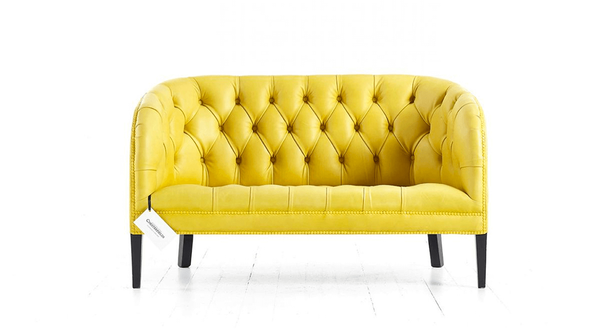 Distinctive Chesterfields Burghley Chesterfield Sofa